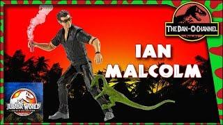 Jurassic World Legacy Collection Ian Malcolm | Jurassic Park Toy Mattel