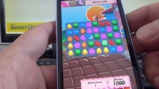 como Descargar Candy Crush Saga gratis samsung Galaxy s3 mini i8190 español Full HD