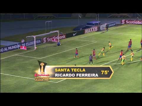 CSD Municipal 2-1 Santa Tecla