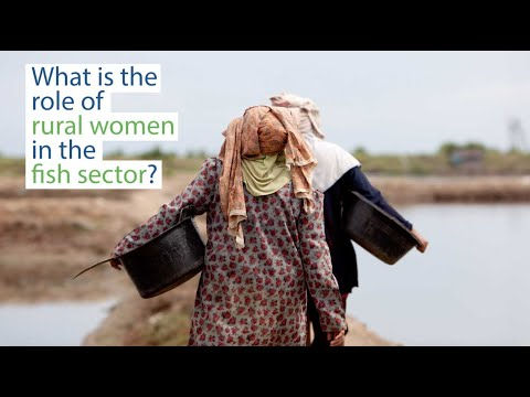 A Message From WorldFish Scientists On The International Day Of Rural Women