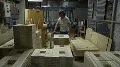 Making of the Artek Alvar Aalto Stool 60
