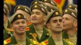 Москва. Парад 9 мая 2017 г.