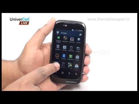 Motorola Fire XT - UniverCell The Mobileexpert Reviews