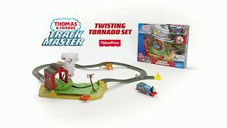 Fisher Price - Thomas & Friends - Track Master - Twisting Tornado Set