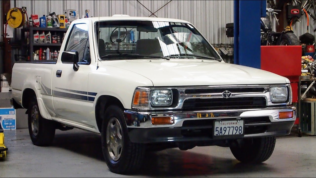 1995 toyota pick up