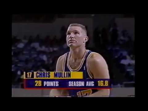 Chris Mullin: 32 Points Vs LA Clippers (April 18, 1994)
