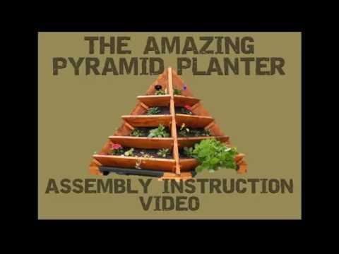 Pyramid Assembly Instruction Video