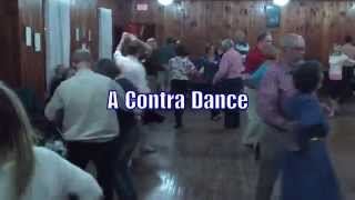 Contra Dance - Dahlonega - George Snyder & Cage Free String Band