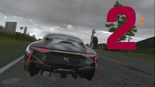 Asphalt 9 travando pelo Moto Z2 play!