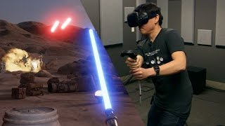 ILMxLAB: Star Wars and Cinematic Storytelling in Virtual Reality