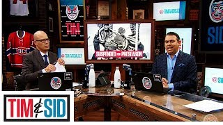 Max Domi Suspension Hurts Canadiens More Than It Seems   Tim & Sid Show