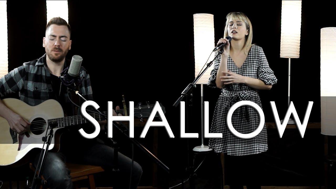 Shallow-Lady Gaga/Bradley Cooper-Jordyn Pollard/Mike Dominey cover image