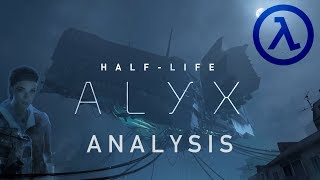 Half-Life: Alyx In-Depth Trailer Analysis