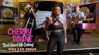 'Devil heard Me Coming' Cherry Divine VIVA LAS VEGAS (bopflix sessions) BOPFLIX