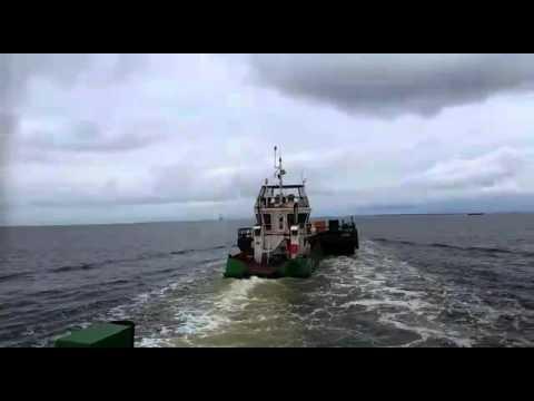 16m Pushboat