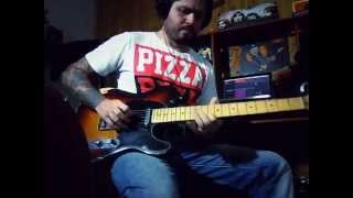 Incubus Priceless solo cover by Miguel Rodriguez