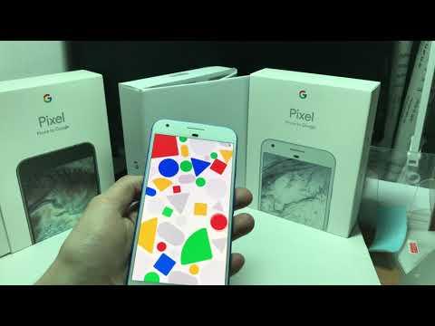 Pixel XL 128GB Really Blue с AliExpress|Актуальность в 2019 + сравнение с Nexus 6P