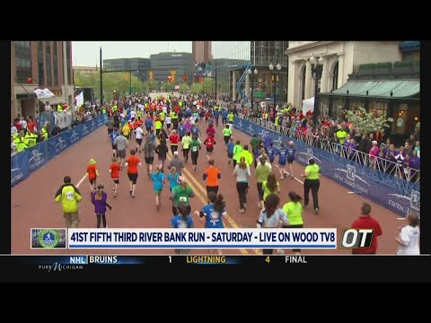 Sports OT: River Bank Run