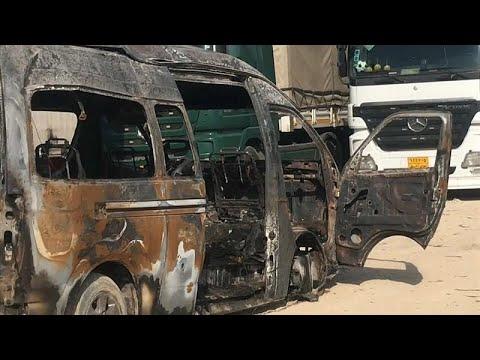 مقتل 12 شخصا وجرح 5 آخرين بانفجار عبوة ناسفة في حافلة بمدينة كربلاء العراقية…  - نشر قبل 3 ساعة