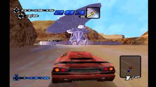 Need For Speed 3 Hot Pursuit | Redrock Ridge | Hot Pursuit Race 260