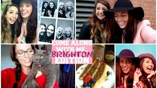 Come Along With Me : BRIGHTON Edition | velvetgh0st ♡