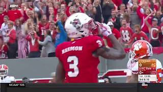 NC State Football 2017 Season Highlights