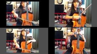 Metallica - (Apocalyptica) - Nothing Else Matters - Cello Cover (onenaoko)