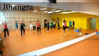 Bhangra Dance Aerobics