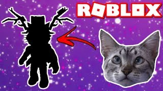 CHESTER THE CAT MADE A NEW AVATAR IN THE ROBLOX OF HALLOWEEN