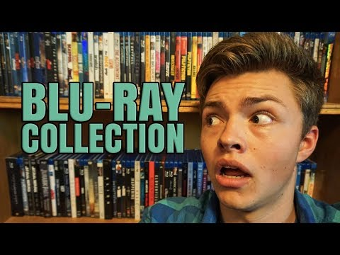 Entire BLU-RAY Collection!