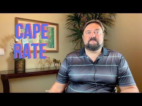 Cap Rate. Как рассчитать уровень капитализации?