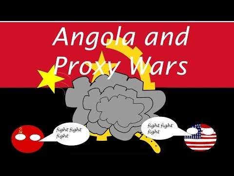 Getting to Know Angola and Proxy Wars