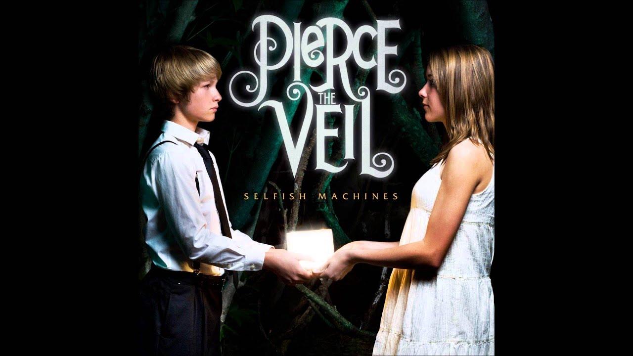 pierce the veil besitos selfish machines reissue youtube