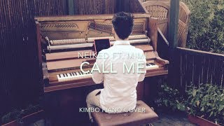 NEIKED ft. Mimi - Call Me  (Piano Cover + Sheets)