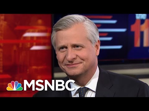Jon Meacham: The Constitution Was Written To Stop Demagogues | The 11th Hour | MSNBC