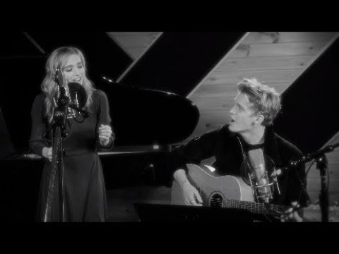 """""""Once Upon a December"""" Duet Ft. Christy Altomare and Cody Simpson 