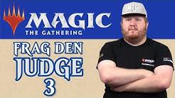Magic Frag den Judge 3 Wir beantworten Eure Regelfragen deutsch traderonlinevideo MTG Trader