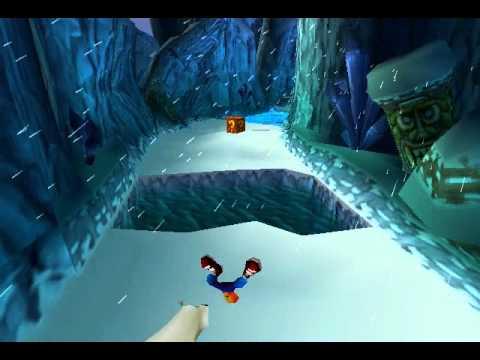 Game Over: Crash Bandicoot 2 - Cortex Strikes Back (Death Animations)