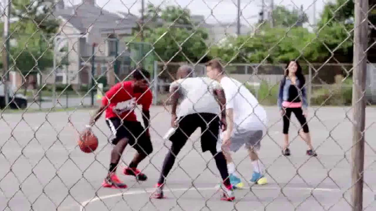best service 0f6bd 3db71 Kyrie Irving - Foot Locker Basketball Diary Commercial