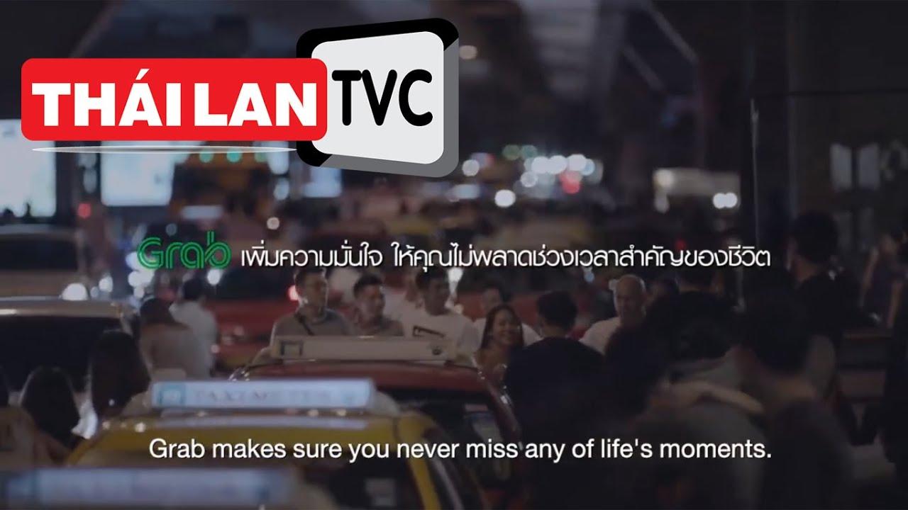 Thailand TVC   #Grab