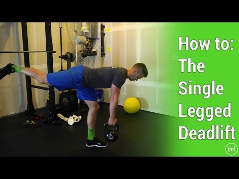 How to Perform the Single Legged Deadlift | Week 38 | Movement Fix Monday | Dr. Ryan DeBell