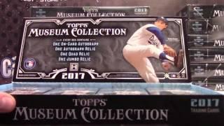 2017 Topps Museum Baseball 12 Box Case Random Teams GB