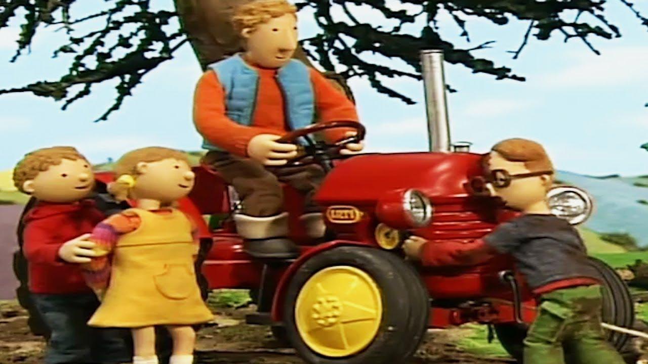 kleiner roter traktor  60 minuten kompilation  cartoon