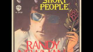 Watch Randy Newman Short People video