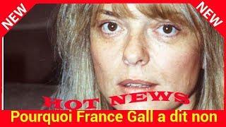 Pourquoi France Gall a dit non à Jean-Jacques Goldman?