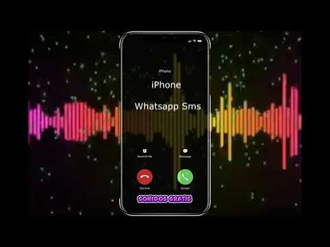 Descargar Sonidos iPhone Whatsapp Sms mp3 gratis para celular | Sonidosgratis.net