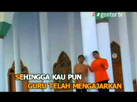 Video Klip Ansyada Gontor - Jasa Guru - Album Pesan Sahabat - Cipt Syamsul Effendi.mpg