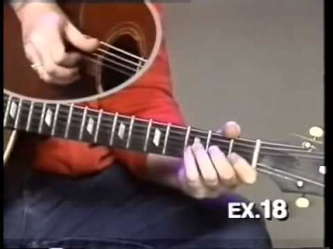 Lonnie Mack  Acoustic Blues Hot licks    Guitar Lessons