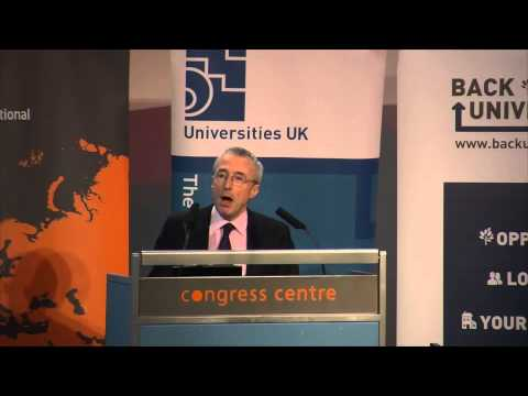 Martin Donnelly, Permanent Secretary, BIS, International Higher Education Forum, 19th March 2015