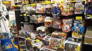 looking for transformers figures at toy r us